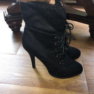 Original Kardashian collection peasant boots